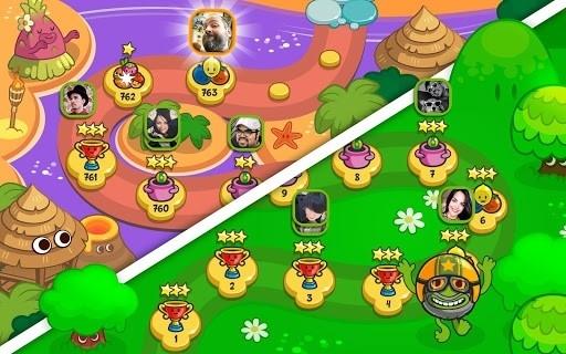 Papa Pear Saga для Android