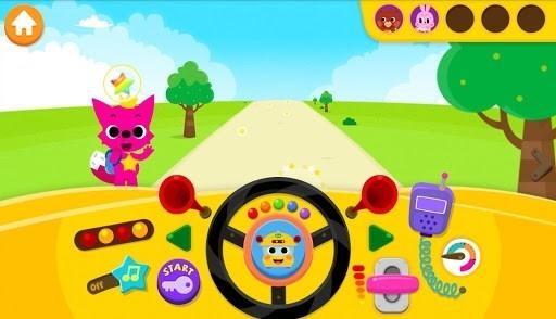 PINKFONG Car Town для Андроид