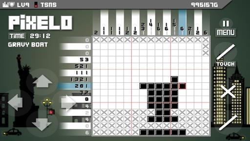 Pixelo для Android