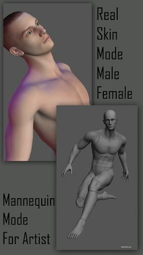 Pose Tool 3D для Android