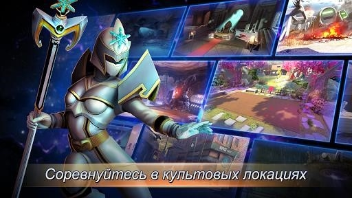 Скриншот Power Rangers для Андроид