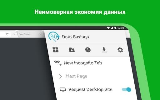 Puffin Web Browser Pro для Android