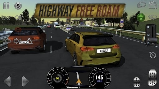 Скриншот Real Driving Sim для Андроид