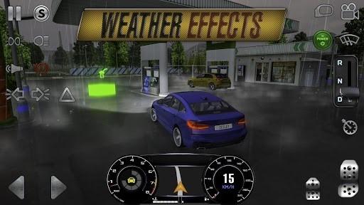 Приложение Real Driving Sim для Андроид