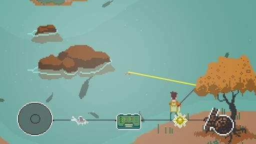 Приложение River Legends: A Fly Fishing Adventure для Андроид