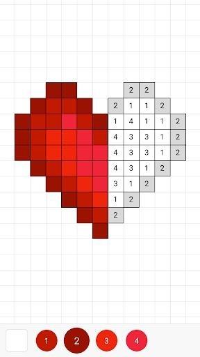 Приложение Sandbox Pixel Coloring для Андроид