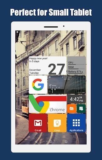 Скриншот Square Home для Андроид