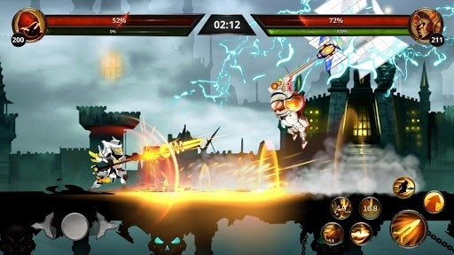 Stickman Legends: Shadow Wars для Андроид