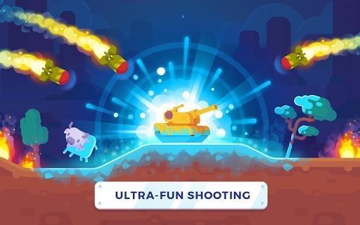 Tank Stars для Андроид