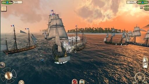 Скриншот The Pirate: Caribbean Hunt для Андроид