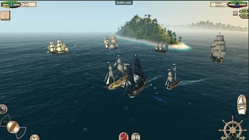 Приложение The Pirate: Caribbean Hunt для Андроид
