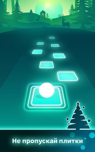 Скриншот Tiles Hop для Андроид