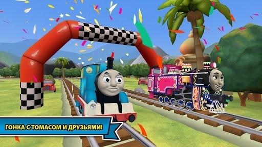 Скриншот Томас и его друзья: Приключения! для Андроид