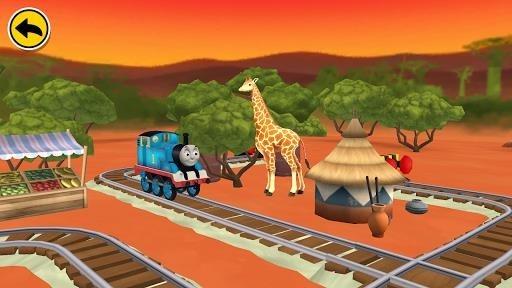 Приложение Томас и его друзья: Приключения! для Андроид