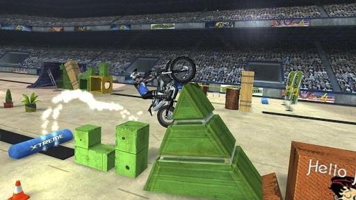 Скриншот Trial Xtreme 4 для Андроид