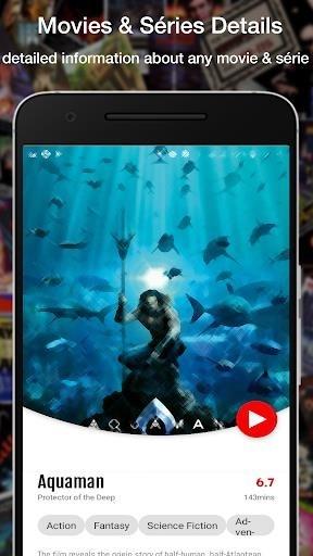 Скриншот TVZion для Андроид