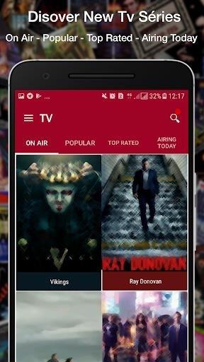 TVZion для Андроид