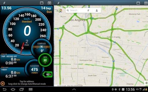 Ulysse Speedometer Pro для Андроид