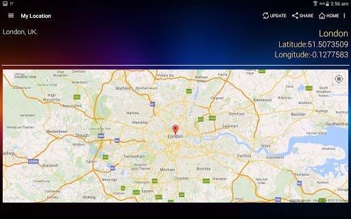 Скриншот Виджет Погода и Часы для Андроид