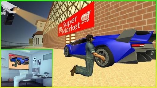Приложение Virtual Thief Simulator 2018 для Андроид