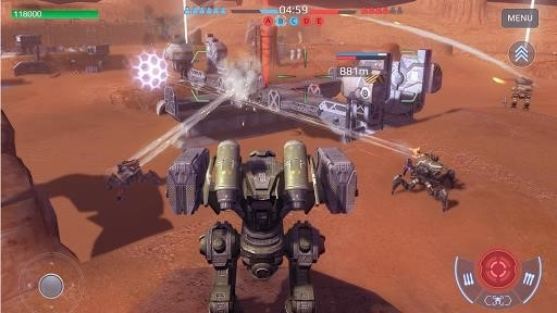 Скриншот War Robots для Андроид