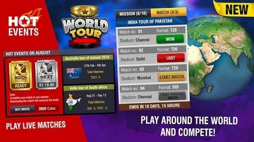 World Cricket Championship 2 для Android