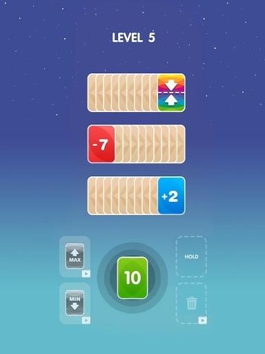 Приложение Zero21 Solitaire для Андроид
