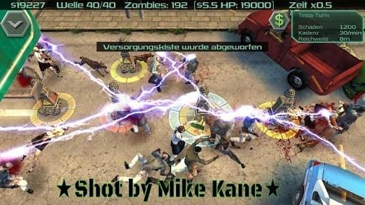 Zombie Defense для Андроид