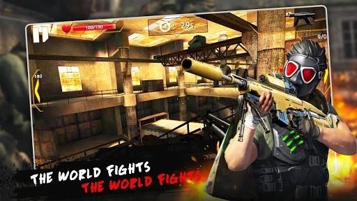 Скриншот Zombies War — Doomsday Survival Simulator Games для Андроид