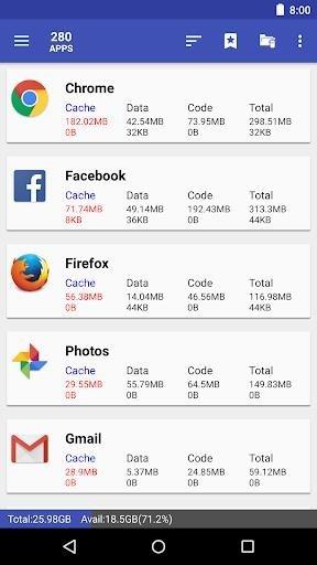 Скриншот 1Tap Cleaner для Андроид