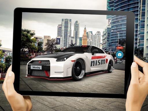 Скриншот 3DTuning для Андроид