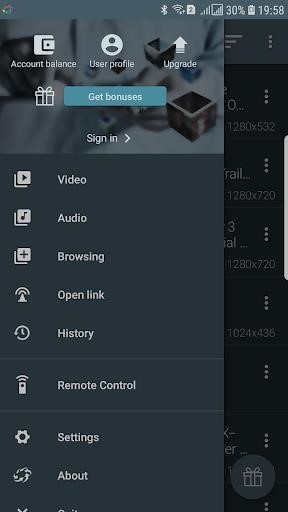 Скриншот Ace Stream Media для Андроид
