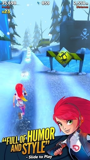 Скриншот Agent Dash для Андроид