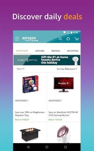 Amazon Shopping для Андроид