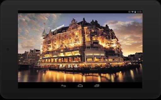 Скриншот Amsterdam Wallpapers PRO 4K Netherlands Background для Андроид
