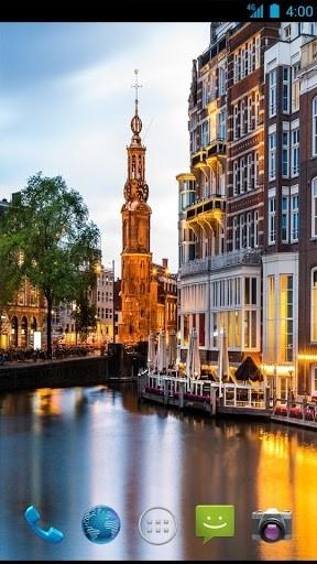 Amsterdam Wallpapers PRO 4K Netherlands Background для Андроид