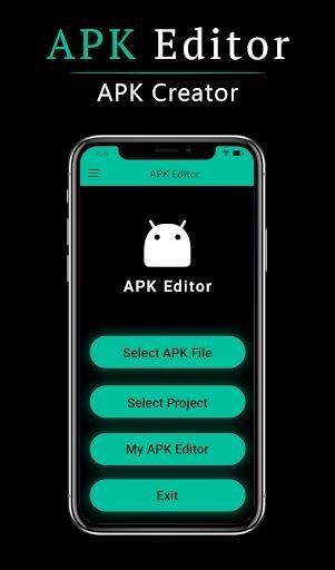 APK Editor Pro для Android
