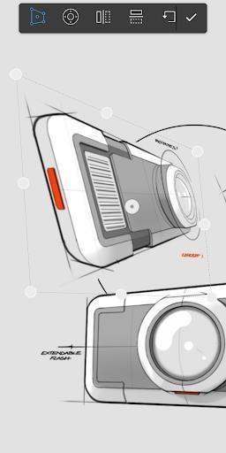 Autodesk SketchBook для Android