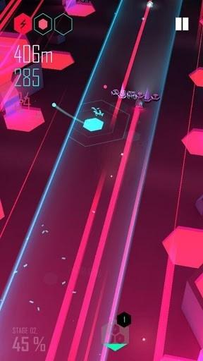 Скриншот Beat Racer для Андроид