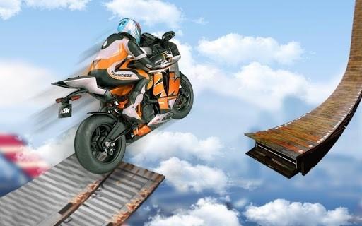 Bike Impossible Tracks Race: 3D Motorcycle Stunts для Андроид