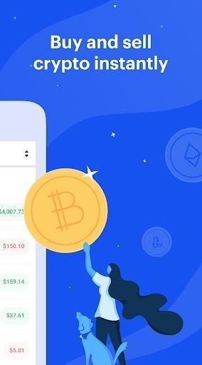 Скриншот Bitcoin Wallet — Coinbase для Андроид