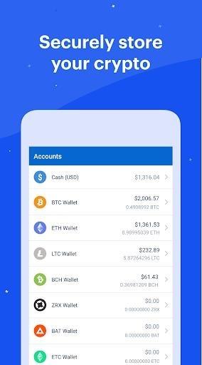Bitcoin Wallet — Coinbase для Android