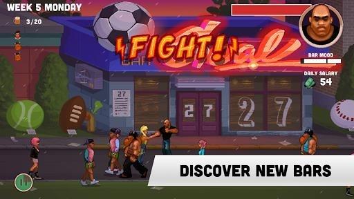 Скриншот Bouncer Story для Андроид