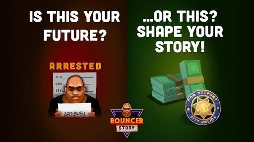 Bouncer Story для Android
