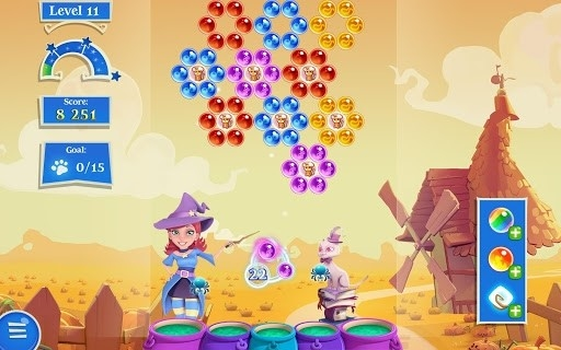 Bubble Witch 2 Saga для Андроид