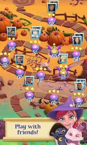 Приложение Bubble Witch 2 Saga для Андроид