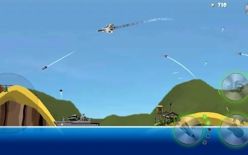 Скриншот Carpet Bombing — Fighter Bomber Attack для Андроид