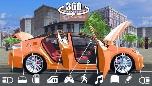 Car Sim Japan для Android