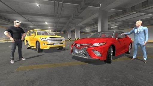 Приложение Car Sim Japan для Андроид