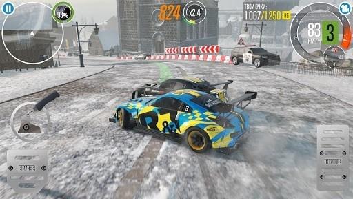 Скриншот CarX Drift Racing 2 для Андроид